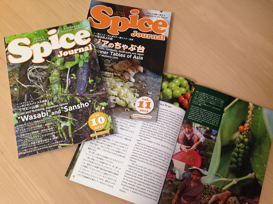 Spice Journal